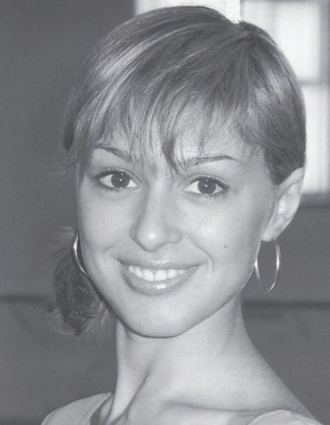 Portraits de Danseurs Golub01