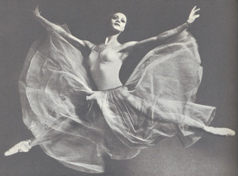 Melissa Hayden dancer